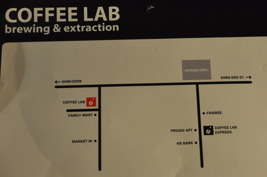 Coffee Lab is expanding with an express take out in small but stunning premises
