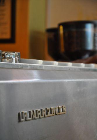 The fine La Marzocco Espresso Machine at Coffee Lab