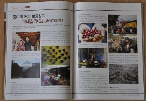 Article about Guatemala